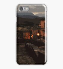 Old streets of Italy  iPhone Case/Skin