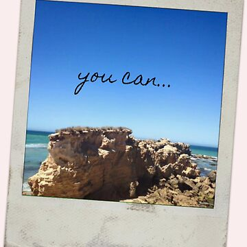 you can... by sarahhwilsonn