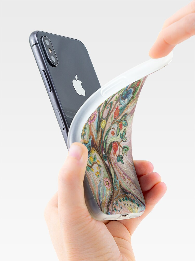 Alternate view of The Tree of Life iPhone Case & Cover