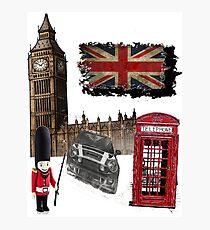 England Photographic Print