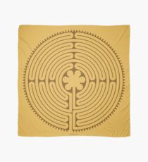 Chartres Labyrinth Scarf