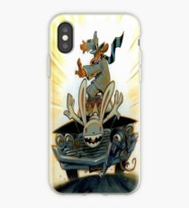 Sam and Max Freelance Police iPhone Case