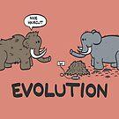 Mammoth - Evolution by stegopawrus