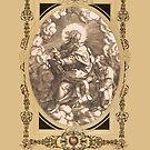 Saint Matthew The Evangelist by fajjenzu