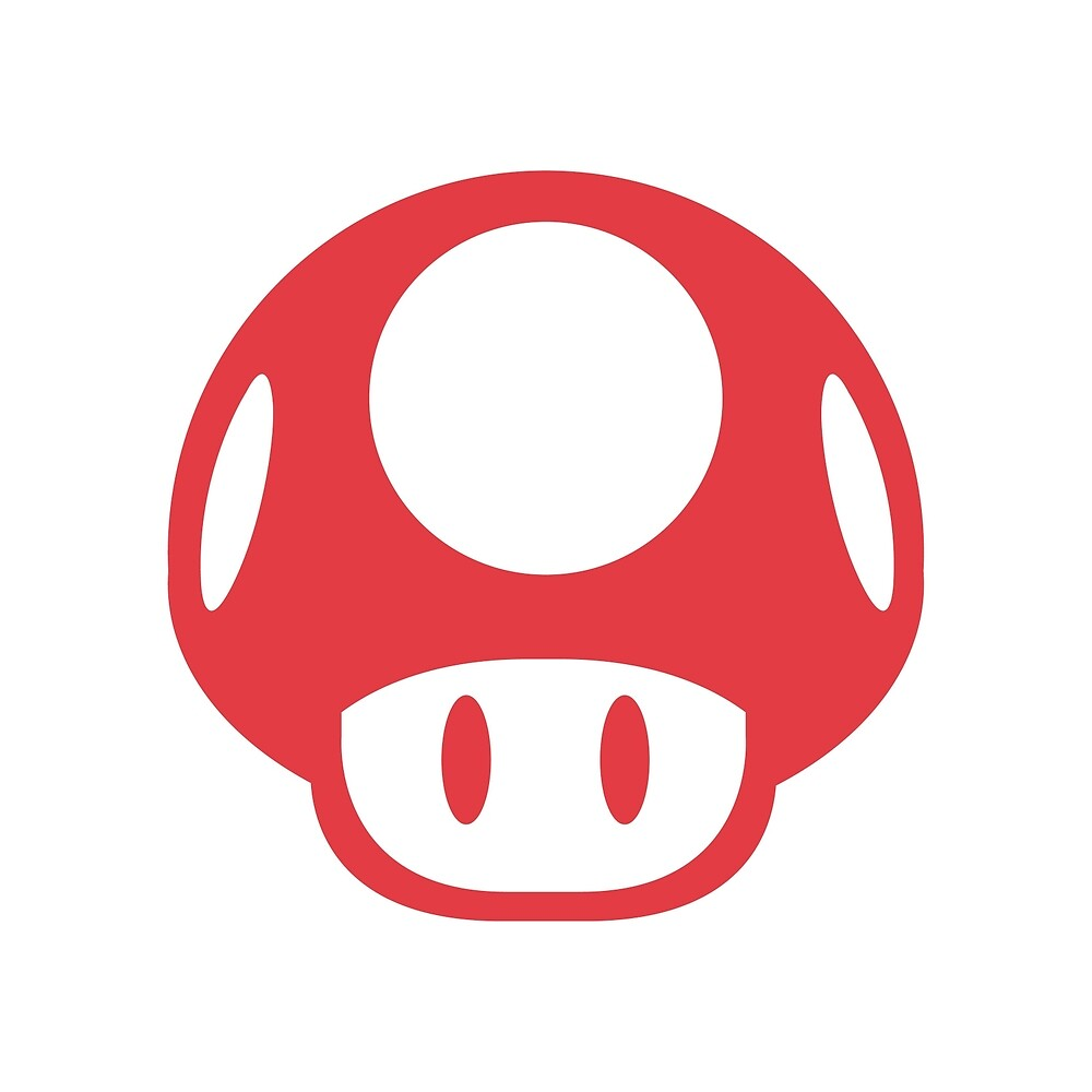 Super Mario Bros. Symbol - Super Smash Bros. (color)