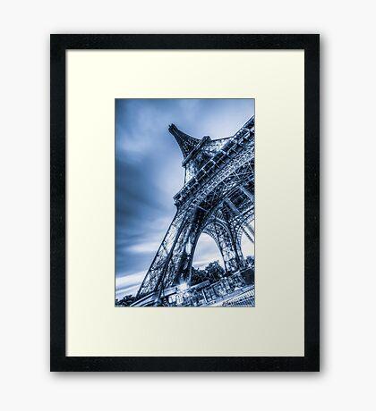 Eiffel Tower 4 Framed Print