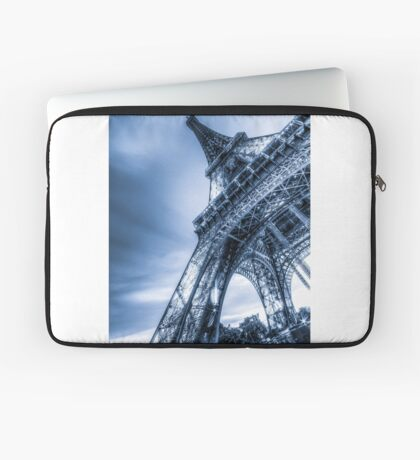 Eiffel Tower 4 Laptop Sleeve