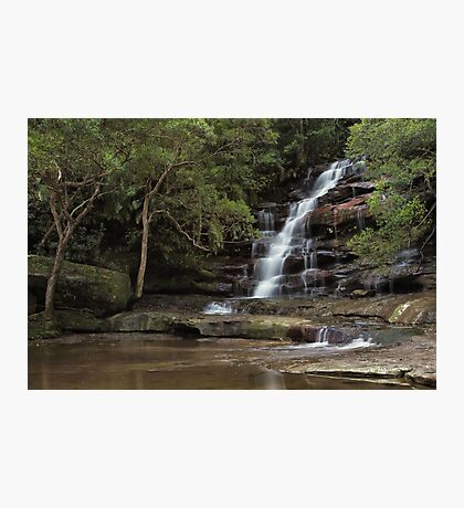 Somersby Falls - Solitude Photographic Print
