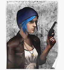 Chloe's got a Gun - Life is Strange Poster