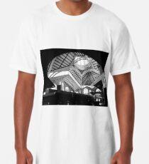 Roof line. Long T-Shirt