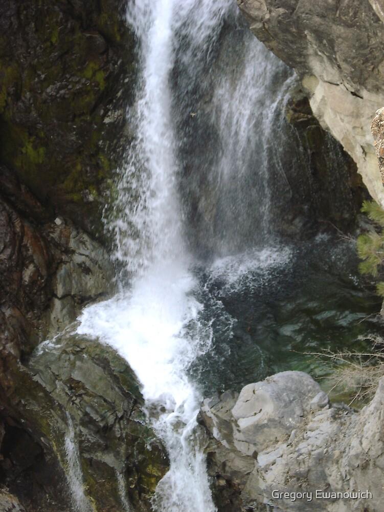Shorts Creek Falls II by Gregory Ewanowich