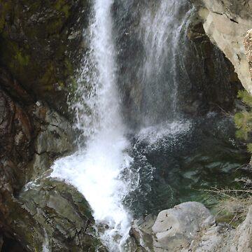 Shorts Creek Falls II by rebelpony