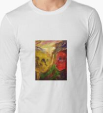 Figurative expressionist painting Long Sleeve T-Shirt