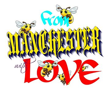 from Manchester with Love by lycorisium