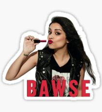 iiSuperWomanii - BAWSE Sticker