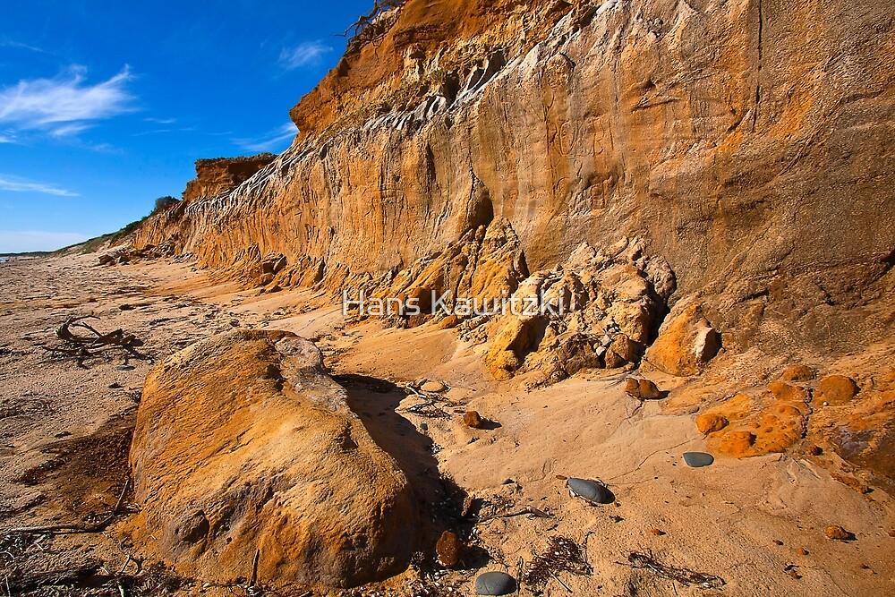0601 Woolamai Beach - Phillip Island by Hans Kawitzki