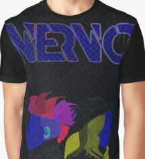 Nervo | MODERN ART | VIBRANT DESIGN | ABSTRACT | CONTEMPORARY STUDIO  Graphic T-Shirt