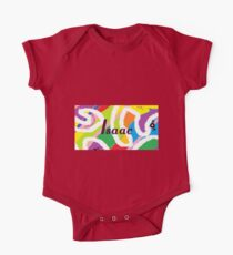 Isaac -	original artwork to personalize your gift One Piece - Short Sleeve