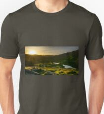 Rydal Water Sunset, The Lake District T-Shirt