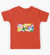 Isabel -	original artwork to personalize your gift Kids Tee