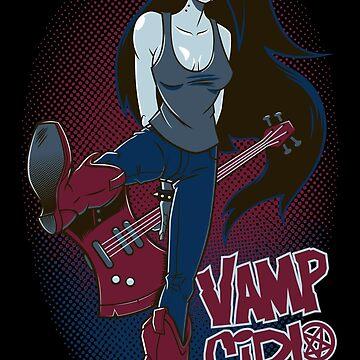 Vamp Girl by Nemons
