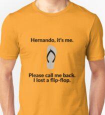 Sense8 Lito's flip-flop T-Shirt