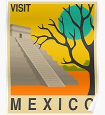 Mexiko Poster