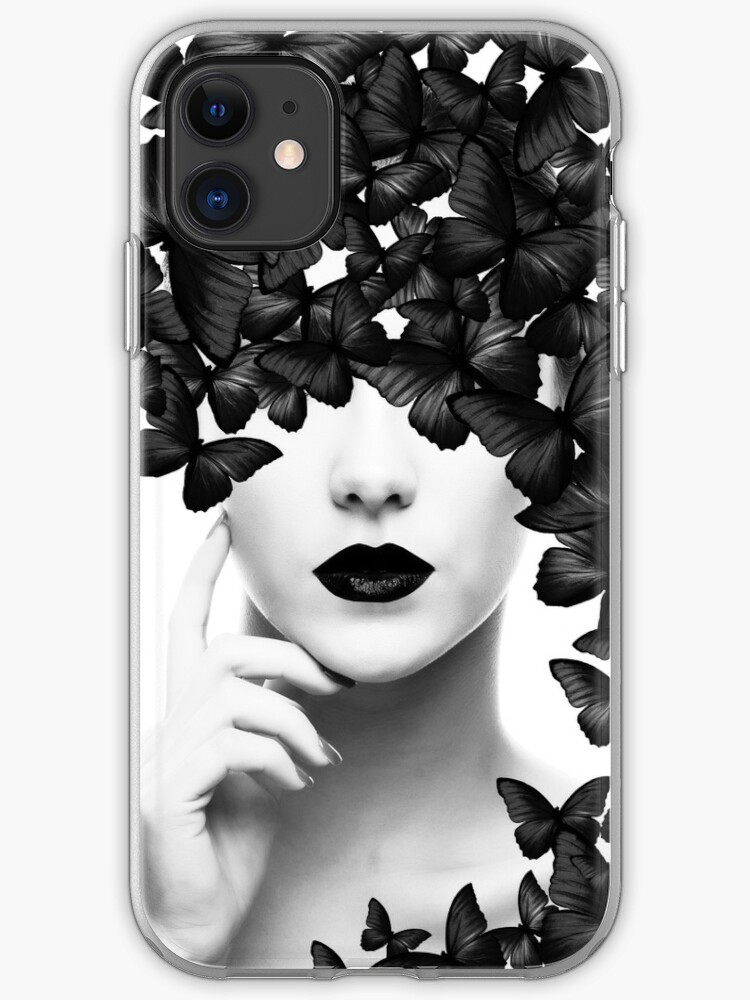 Scandinavian Girl iPhone 11 case