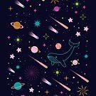 Night Sky  by CarlyWatts