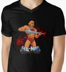 He Man - Masters of the Universe Men's V-Neck T-Shirt