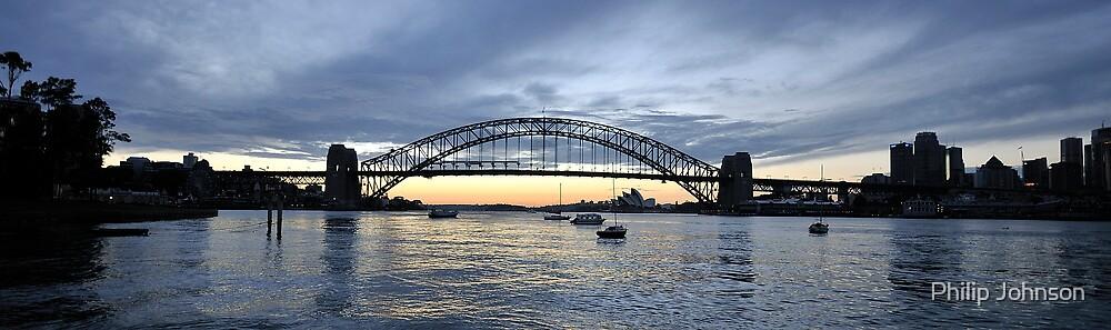 The Coat Hanger - Sydney Harbour Bridge, Sydney Australia by Philip Johnson
