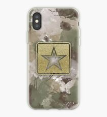 Army MultiCam Inspired Splatter iPhone Case