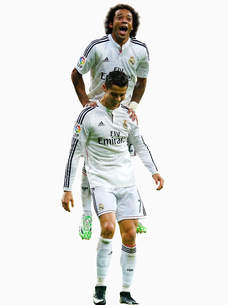 Cristiano ronaldo and Marcelo Vieira by sonataperly