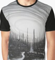 Ocean of Knives Graphic T-Shirt