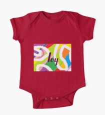 Ivy -	original artwork to personalize your gift One Piece - Short Sleeve