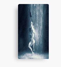 Dancing In The Rain Canvas Print