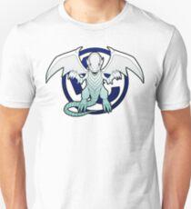 TEAM BLUE-EYES (Yu-Gi-Oh GO) / Solid Ver. T-Shirt