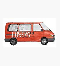 Los Losers - Skam Photographic Print