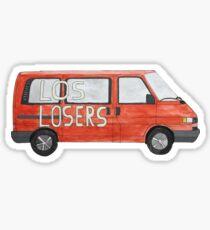 Los Losers - Skam Sticker