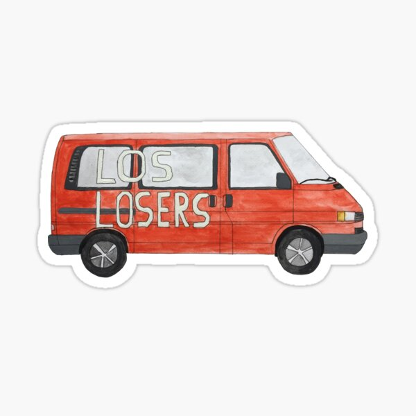 Los Losers Sticker