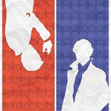 Sherlock by quinncinati