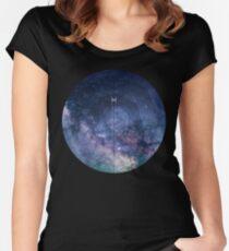 Interceptor Women's Fitted Scoop T-Shirt