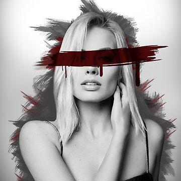 Dead Celebrities Of Our Youth - Margot Robbie by NotEvenOriginal