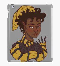 Magical Loyal Girl  iPad Case/Skin