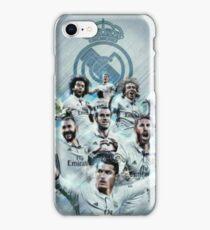 team real madrid best wallpaper iPhone Case/Skin