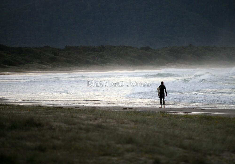 a surfers dream by Matthew Jones