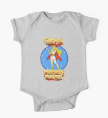 Masters of the Universe - She Ra Short Sleeve Baby One-Piece