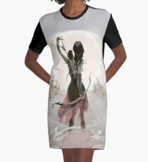 Archer Graphic T-Shirt Dress