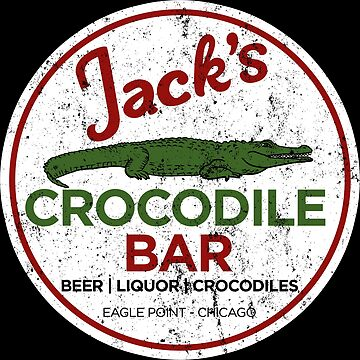 Jacks Crocodile Bar by LgndryPhoenix