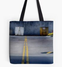 A Bin Too Far Tote Bag